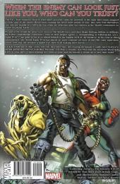 Verso de Avengers: The Initiative (2007) -INT03- Secret Invasion