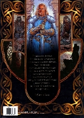 Verso de Légende -1- L'enfant loup