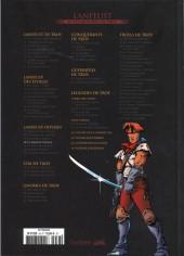 Verso de Lanfeust et les mondes de Troy - La collection (Hachette) -20- Lanfeust Odyssey - La grande traque