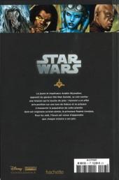 Verso de Star Wars - Légendes - La Collection (Hachette) -727- Clone Wars - II. Victoires et sacrifices
