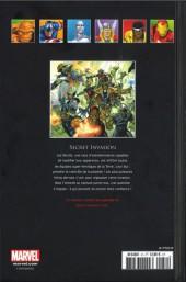 Verso de Marvel Comics - La collection (Hachette) -5156- Secret Invasion