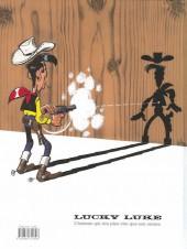 Verso de Lucky Luke -33e09- Le Pied-Tendre