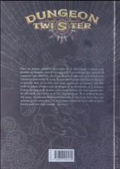 Verso de Dungeon Twister -INT- Dungeon twister