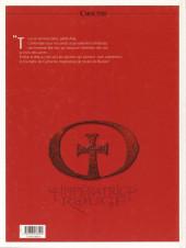 Verso de L'impératrice rouge -4- Les grands cachalots