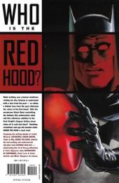 Verso de Batman Vol.1 (DC Comics - 1940) -INTa- Under the Hood - volume one