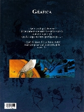 Verso de Les immortels (Desberg/Reculé) -3- La passion selon Nahel