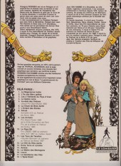 Verso de Thorgal -9Fina- Les archers