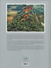 Verso de Misty Mission -1- Sur la Terre comme au ciel