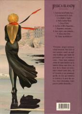 Verso de Jessica Blandy -10- Satan, ma déchirure