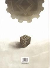 Verso de Nains -3TL- Aral du temple