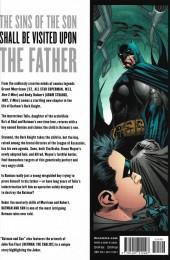 Verso de Batman (1940) -INT- Batman and Son