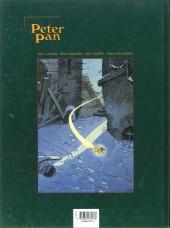 Verso de Peter Pan (Loisel) -1b00- Londres