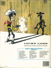 Verso de Lucky Luke -51a84- Daisy town