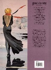 Verso de Jessica Blandy -11- Troubles au paradis