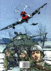 Verso de La bataille des Ardennes - Nuts! -2- La riposte