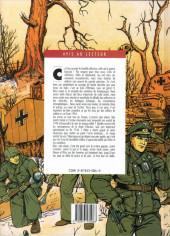 Verso de La bataille des Ardennes - Nuts! -1a1991- L'Offensive