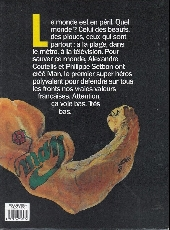Verso de Man, super héros polyvalent -1- Man, Super Héros Polyvalent