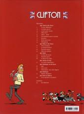 Verso de Clifton -22- Clifton et les gauchers contrariés