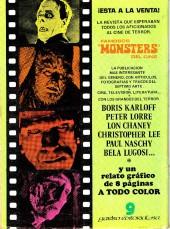 Verso de Rufus (Eerie en espagnol) -24- ¡El monstruo!