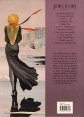 Verso de Jessica Blandy -12- Comme un trou dans la tête