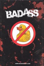Verso de Bad Ass -INT- Dead End - The Voice