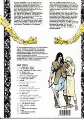 Verso de Thorgal -3a92- Les Trois Vieillards du Pays d'Aran