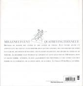 Verso de L'État des stocks -2- Milleneufcentquatrevingtdixneuf