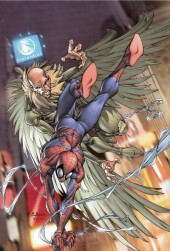 Verso de Marvel Fun -6- Spider-Man contre le Docteur Fatalis !