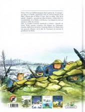 Verso de Les godillots -4- Le Tourniquet de l'Enfer