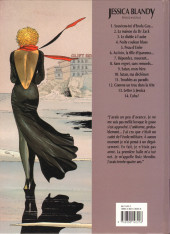 Verso de Jessica Blandy -14- Cuba !