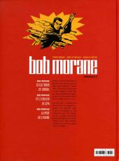 Verso de Bob Morane 10 (Intégrale Le Lombard) -2- Intégrale 2