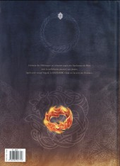 Verso de Le crépuscule des dieux -9- Yggdrasil