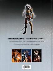 Verso de Le monde de l'Épée de Cristal -2- Zorya la Noire 2/3