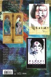 Verso de Kabuki (2e série) -2- Recueil