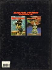 Verso de Bruce Jones présente -3- Zone interdite