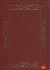 Verso de Le roy des Ribauds -2TL- Livre II