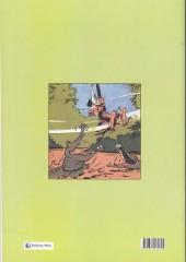 Verso de Gomez & Gonzalez - Les plumes des conquistadores