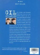 Verso de Gil St André -INT1a- Intégrale N&B