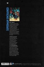 Verso de Superman Unchained