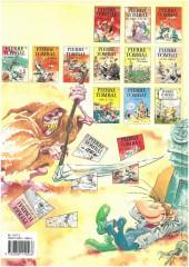 Verso de Pierre Tombal -4a1998- Des os pilants