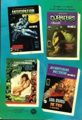 Verso de Névrose (1re série - Arédit - Comics Pocket) -Rec01- Album N°3304 (n°1 et n°3)