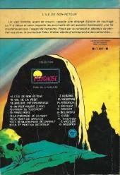 Verso de Psychose (Collection) -11- L'Île de non-retour (Le Manoir des fantômes)
