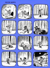 Verso de Vampus (Creepy en espagnol) -3- Yo, licantropo