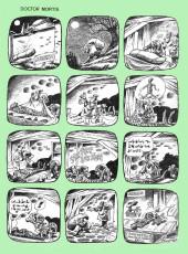 Verso de Vampus (Creepy en espagnol) -4- Cuna de monstruos