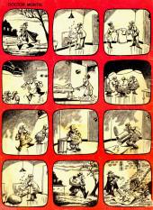 Verso de Vampus (Creepy en espagnol) -6- El ultimo mundo de Gorah