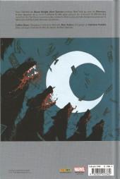 Verso de Moon Knight (100% Marvel - 2015) -3- Croquemitaine