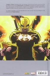Verso de Iron Fist (100% Marvel - 2015) -2- Rédemption