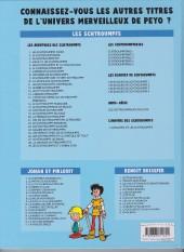 Verso de Johan et Pirlouit -15c05- Les troubadours de Roc-à-Pic
