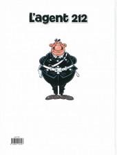 Verso de L'agent 212 -23es2012- Poulet en gelée