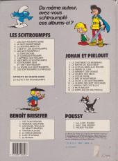 Verso de Johan et Pirlouit -1c84- Le châtiment de Basenhau